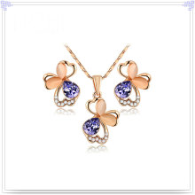 Fashion Jewelry Alloy Jewelry Fashion Jewelry Set (AJS196)