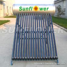 Projet de geyser solaire