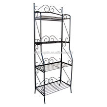 Home Metal Storage Rack Four Layers for Sale