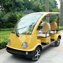 Marshell Factory Mini véhicule électrique 4 places pour touriste (DN-4)
