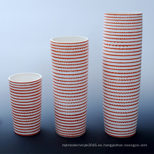 Diseño en forma de cilindro Tall artesanía de oficina de cerámica para Hotel decorativo (B133)