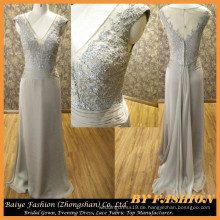 Verkauf Online Chinesische Abendkleid Mutter der Braut Elegante Spitze Party Kleid BYE-14087