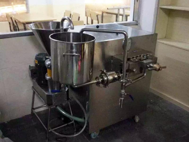 food emulsifier machine