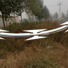CBT-65 Hot-dip Galvanized Razor Wire