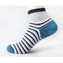Chaussettes de sport en coton pour hommes (MA701)