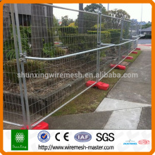 Cheap Hot Dipped Galvanized Temporary Fence/ Australia Standard Temporary Fence Panels Hot Sale