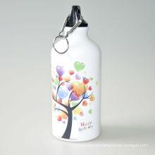 Sport-Flasche für Sublimation-Aluminium-Wasser-Flasche 600ML / 700Ml
