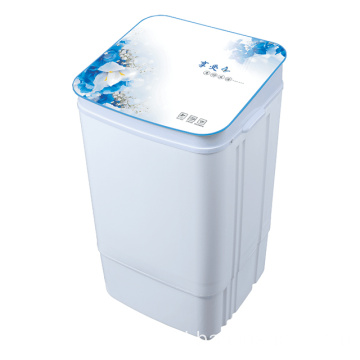 Blue Glass Cover 7KG Mesin Cuci Single Tub