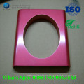 Aluminum Die Casting Shell with Powder Coating