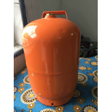 LPG Gas-Zylinder & Stahl Gas Tank(-5kg)