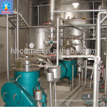 100T/D Continuous and automatic refined sunflower oil machine in 2018