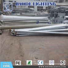 6m Polygonal Hot DIP Galvanized Steel Street Lighting Pole (BDP06)