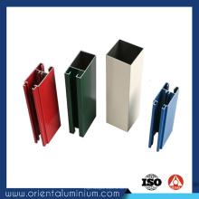 Portes en aluminium à faible prix avec une bonne qualité