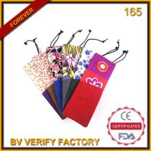 P2029 Хорошо ищет яркие ткани материал мешочек для чтения очки оптом в Китае