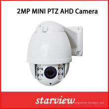 Cámara 10x 1080P Mini PTZ Ahd