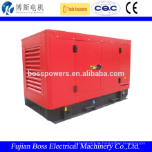 Ruhigen tragbaren elektrischen Generator mit Yanmar Motor 5kva