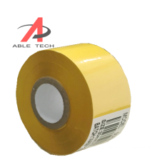 300mm * 100m Lc1 Yello Hot Foil Coding Foil / Hot Stamping Foil / Thermal Ribbons