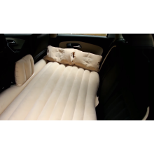 Colorido colchão inflável Oxford Shamrock para carro
