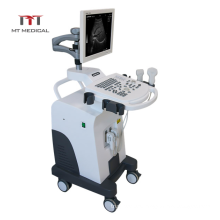 MT Medical CE ISO Approved 128 Elements Mobile Ultrasound Machine Trolley