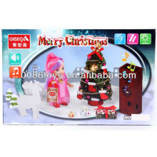 Рождественская музыкальная шкатулка Новые игрушки для Рождества 2013 Рождественский подарок