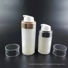 Lotion acrylique bouteille pour crème (NAB44)