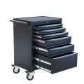 6 Rolling Black Rolling Tool Trolley