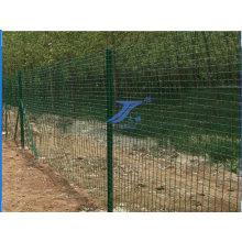Palisade-Zaun für den Zoo hergestellt in China