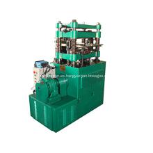 Máquina de moldeo automática de la aleta del intercambio de calor