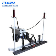 Lightweight Concrete Screed Machine With Laser Control System