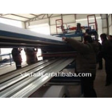 Color-steel Sandwich Panel Forming Line