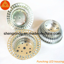 Stamping LED Housing Shell Parts (SX023)