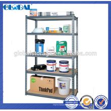 Sistema de estante de remache ligero económico de alta calidad para el almacenamiento en el almacén