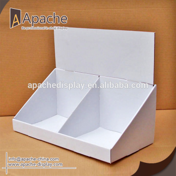 Professional supply Popular pop up cardboard display stand in China