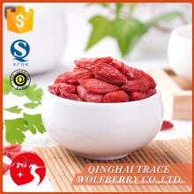 Free sample goji berries in bulk,organic goji price