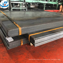Placa de aço enferrujado corten chapa de aço corten A / B / SPA-H corten placa de aço enferrujado preço