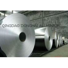 Hoja de aluminio para condensador eléctrico