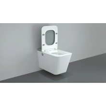 Economic Modern Bathroom Rimless Ceramic Tankless Toilet
