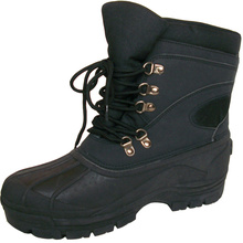 Kualitas Low-Cut Waterproof Snow Boots