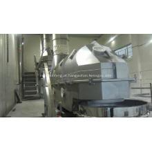 Máquinas de secagem de leito fluidizado vibratório