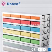 racks / boîtes de congélateur ultra-droit
