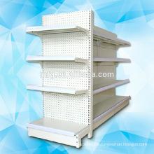 Light Duty Cold Rolled Steel Supermarket Commodity Display/Storage Racks