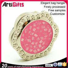 Hottest magnetic foldable handbag hook
