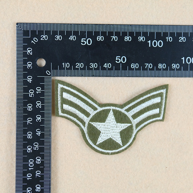 Force Badge Embroidery Patch
