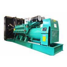 Googol 50Hz 1600kw Generator Fuel Diesel Gas Mixture