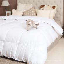 White 100% Cotton Comforter (WSQ-2016014)