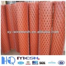 China factory supply high quality diamond steel grating/Welded Steel Gratings Fence/Ser Mesh expandable sheet metal diamond mesh