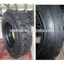 precio barato 6.00-9 7.00-12 neumático de la carretilla elevadora con alta resistencia de corte
