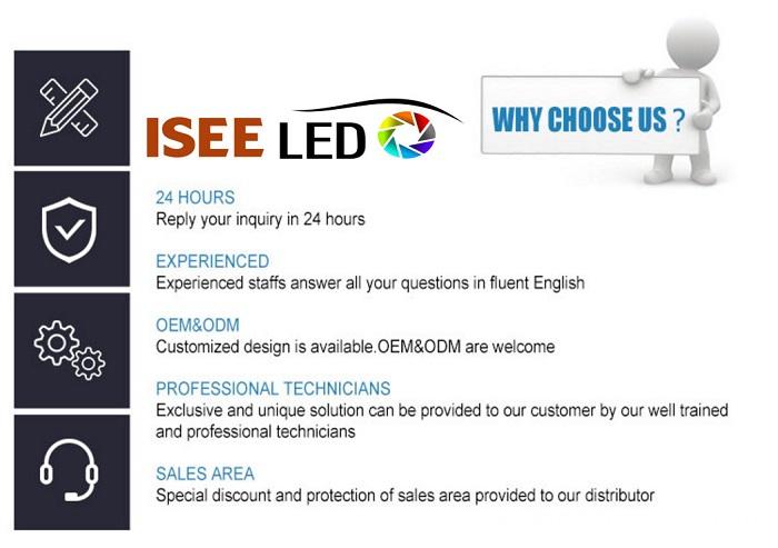 why choose led light