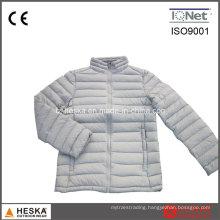 OEM Service Ultralight Down Women Puffer Jacket