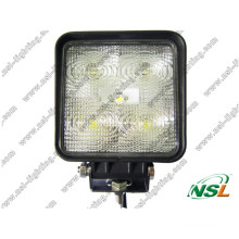Best Selling 15W LED Work Light 12V 24V LED Driving Light off Automobile